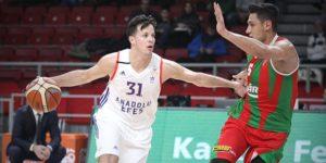 Thomas Heurtel, 27 anni, play Anadolu Efes