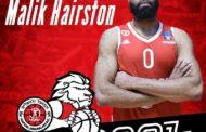 Eurocup 2016-17: Malik Hairston firma ufficialmente con Hapoel Jerusalem BC