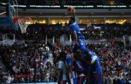 Basket Estero 2016-17: Honeycutt con una schiacciata clamorosa vince l'All Star Game