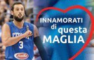 Nazionali 2016-17: la preparazione della Nazionale maschile per i FIBA Eurobasket 2017