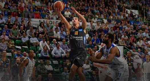 Lega Basket PosteMobile 2016-17 Playoffs: le voci dell'Aquila Trento dopo il 3-0 sulla Dinamo SS