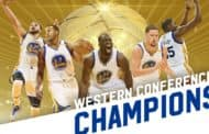 NBA Playoffs 2017: i Warriors una squadra invincibile!