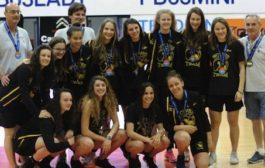 Finali Nazionali Giovani 2016-17: Under 18 Femminile la Essegi San Martino perde con la Rittmeyer Marghera ed è 4^