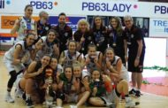 Giovanili 2016-17: l'Umana Reyer Venezia è campione d'Italia U18F battuta in finale Minibasket Battipaglia