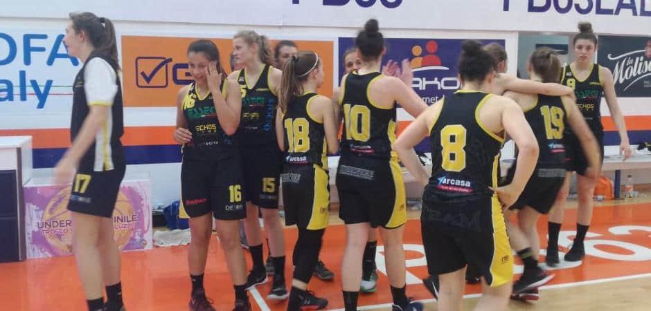 Giovanili 2016-17: Finale Nazionale U18 Essegi in semifinale! Le Lupe battono Schio e ora sfidano Venezia