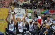 Basket in carrozzina #SerieAFipic Finale Scudetto 2016-17: back to back per l'UnipolSai Briantea84 che batte GSD 4 Mori Porto Torres e si conferma Campione d'Italia