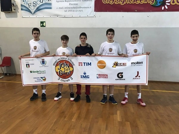 Finali Nazionali Join the Game 2016-17: la Virtus Siena Under 13, obiettivo divertirsi