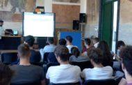 Giovanili 2016-17: Benacquista Latina Basket progetto alternanza scuola/lavoro con gli studenti dello Steve Jobs