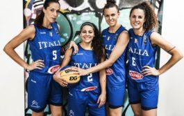 Nazionali 2017: l'Ungheria nei quarti di finale anche sul cammino dell'Italia femminile 3X3 ai Mondiali di Francia