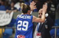 Nazionali 2017: tutto bene l'intervento alla mandibola di Laura Macchi