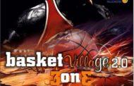 Giovanili 2016-17: giovedì 29 giugno parte il Basket Village 2.0 a Frosinone