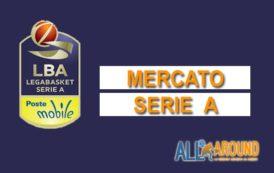 Lega A PosteMobile Mercato 2018-19: la tabella mercato del nuovo campionato di Lega A