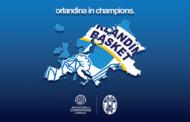 FIBA Champions League 2017-18: ufficiale l'adesione della Betaland Capo D'Orlando per la sua prima volta nella storia ad una competizione europea