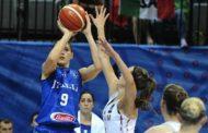Nazionali 2017 short new: si ferma la corsa dell'Italia femminile agli EuroBasket Women battuta dal Belgio