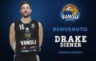 A2 Citroen mercato 2017-18: Drake Diener giocherà per un anno con la Vanoli Cremona