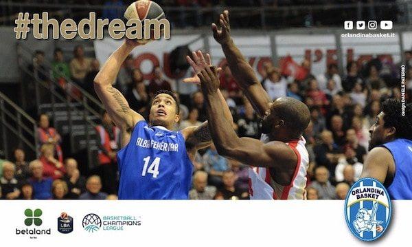 Lega A PosteMobile 2017-18: la prima intervista di Justin Edwards dell'Orlandina Basket