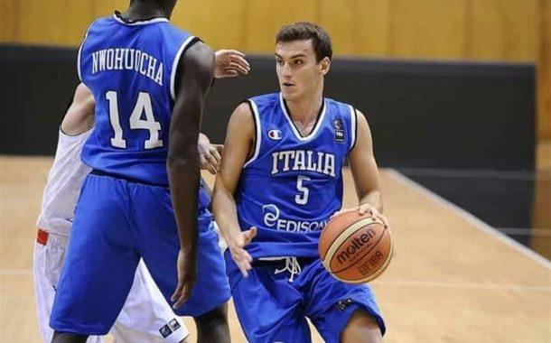 A2 Citroen Ovest Mercato 2017-18: la NPC Rieti ingaggia il giovane play Nicola Savoldelli
