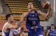 Nazionali 2017-18: altra sconfitta dell'Italbasket U20M agli Europei in Grecia vs Israele agli ottavi di finale si lotterà ormai per i posti retrovia