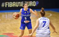 A1 Femminile 2017-18: la Pallacanestro Torino ingaggia la giovane l'azzurra Costanza Verona