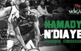 Lega A PosteMobile Mercato 2017-18: Hamady N'Diaye è il nuovo centro della Sidigas Avellino