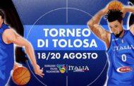 Nazionale 2017-18: per l'Italia un'importante tappa per FIBA EuroBasket 2017 il Torneo di Tolosa