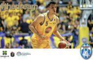 Lega A PosteMobile 2017-18: l'intervista a Mirza Alibegovic da giocatore dell'Orlandina Basket
