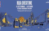 NBA 2017: a Milano riparte la mostra dedicata all'NBA presentata da Samsung