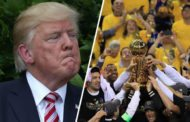 """NBA 2017-18: il caso Steph Curry vs Trump, Trump vs tutti. E """"il buono"""" Steve Kerr"""