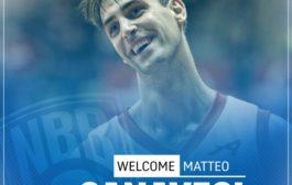 Lega A PosteMobile Mercato 2017-18: anche la New Basket Brindisi chiude il roster acquisendo l'ala grande Matteo Canavesi