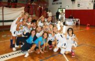 Giovanili 2017-18: Gran Galà dell'Umbria, primo posto per Puglia U15 femminile