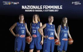 Eurobasket femminile 2019: comincia la marcia dell'Italia col raduno di Ragusa