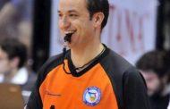 Eurobasket 2017: Tolga Sahin, forse il più bravo arbitro italiano per la finale
