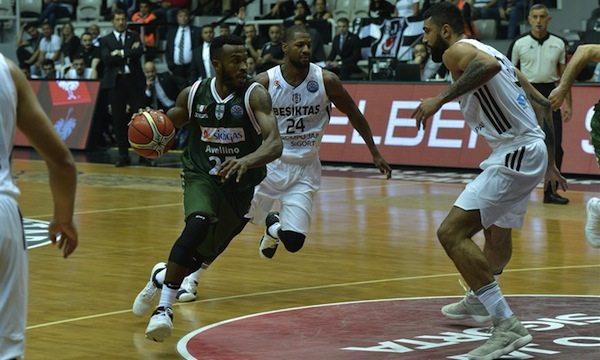 Basketball Champions League 2017-18: è grande Sidigas Avellino ad Istanbul in casa del Besiktas 80-86