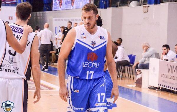 A2 Ovest 2017-18: Daniele Bonessio capitano della Leonis Roma