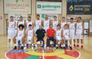 Serie B girone C 2017-18: la vittoria col Teramo Basket frutta alla Goldengas Senigallia i primi due punti