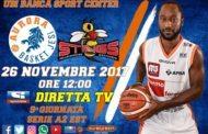 A2 Est 2017-18: il match Termoforgia Jesi vs Stings Mantova sarà trasmessa in diretta su Sportitalia il 26 novembre alle ore 12:00