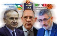 Fip,LBA.LNP: incontro sul tema dell'organizzazione dei campionati