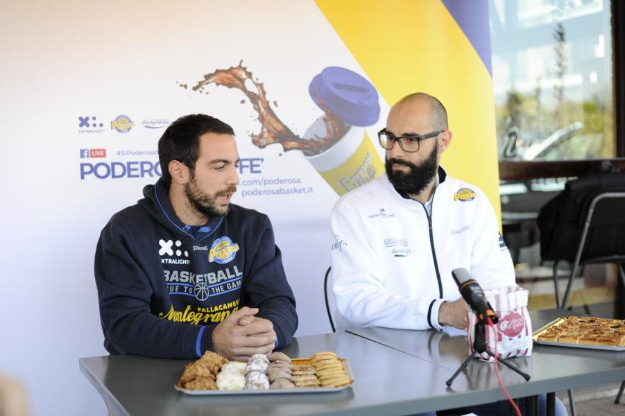 A2 Est 2017-18: è il turno di Eugenio Rivali come ospite al Poderosa Cafè