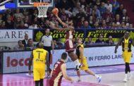 FIBA Champions League 2017-18: ancora OT a Venezia ma questa volta festeggiano gli ospiti dell'AEK Atene 101-103