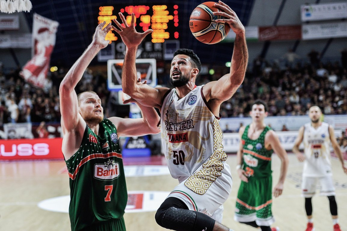 FIBA Champions League 2017-18: martedì 17 ottobre Umana Reyer vs AEK Atene attiva la prevendita