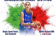 Nazionali 2017-18: è il giorno del debutto per l'Italia in Macedonia obiettivo EuroBasket Women 2019