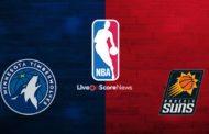 NBA 2017-18: il video presentazione di Timberwolves vs Suns del 26 Novembre