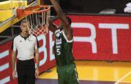 Basketball Champions League 2017-18: Sidigas Av sconfitta all'ultimo tiro in casa dell'Aris Salonicco