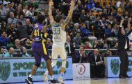 Basketball Champions League 2017-18: cercata e voluta l'importante W della Dinamo Sassari sull'Hapoel Holon