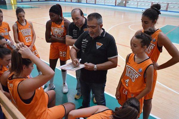 Lega Basket Femminile A2 2017-18: la difficile trasferta delle Tiger Rosa in quel di Empoli