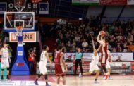 Basketball Champions League 2017-18: l'Umana Reyer Venezia supera il medi Bayreuth 70-67 con una tripla di Orelik