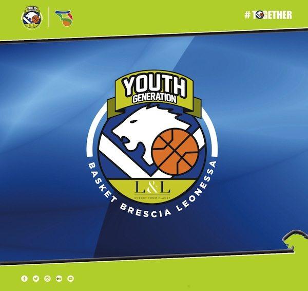 Giovanili maschili 2017-18: la settimana di risultati delle squadre della L&L Basket Brescia