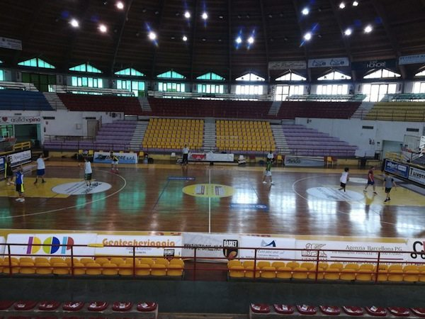 Serie B Old Wild West girone D 2017-18: la Citysighseeing Palestrina si ferma di botto in casa del Basket Barcellona
