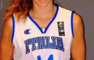 Lega A2 Femminile Mercato 2017-18: arriva Flavia De Cassan al San Raffaele Basket Roma con la formula del doppio tesseramento