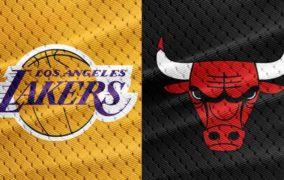 NBA 2017-18: nella notte del 21 Novembre nell'unica partita i Lakers vincono in rimonta